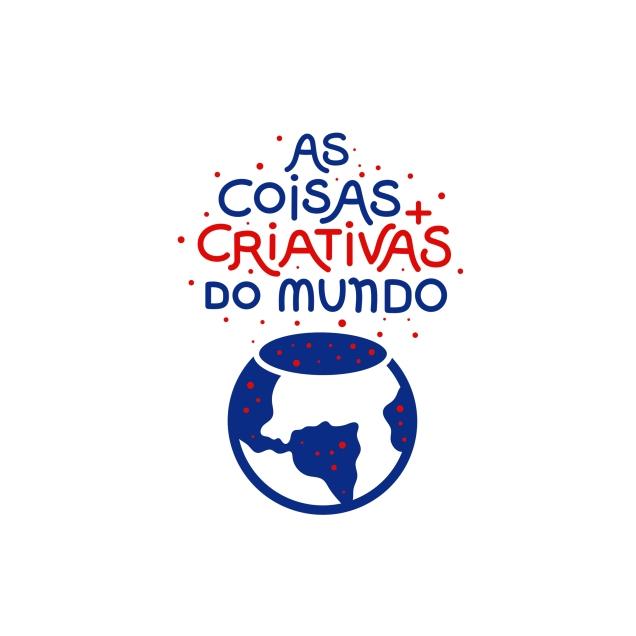 """Logo proposal for """"As Coisas mais Criativas do Mundo"""""""