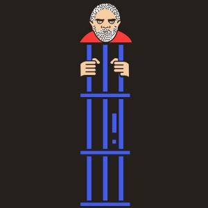 President Lula in jail