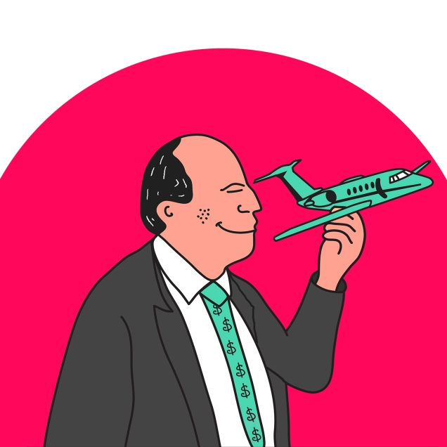 A broken and fucked State and Governor of Rio, Pezão ordering an executive jet