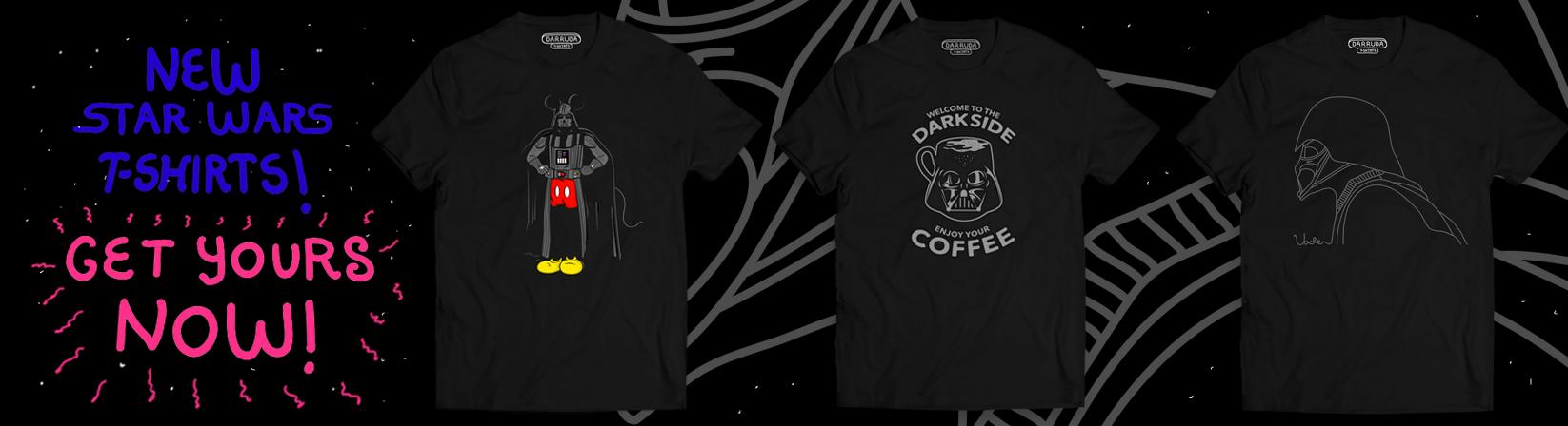 Star Wars New T-shirts