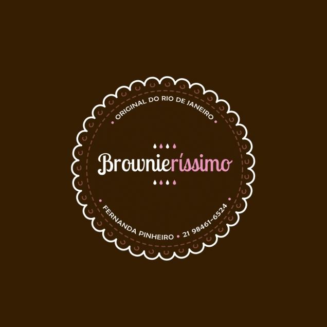 Logomarca Brownieríssimo