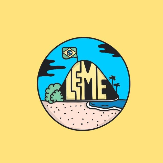 Logomarca Leme